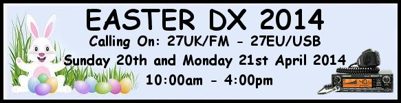 Easter DX Event 2014